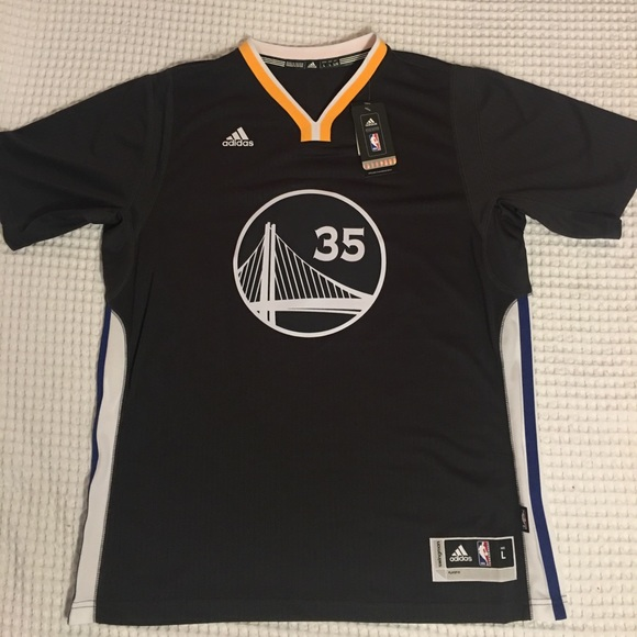 the best attitude efa8c 71676 Kevin Durant Golden State Warriors Game Jersey NWT